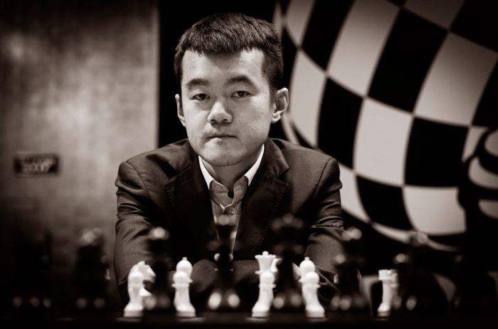 Китайский супергроссмейстер Дин Лижэнь