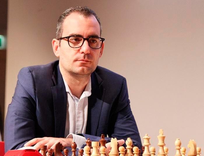 Шахматист Леньер Домингес Перес (Lenier Dominguez Perez)