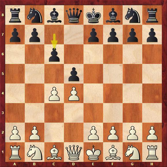 Славянская защита в шахматах - закрытый дебют