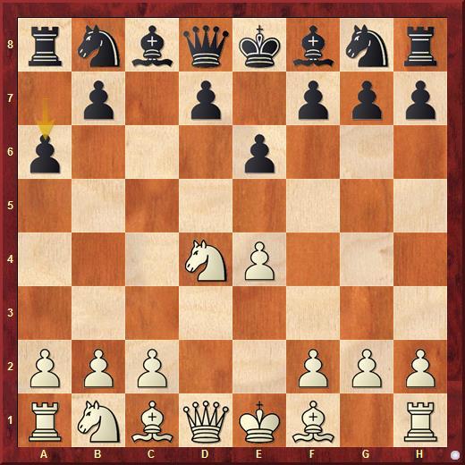 Cистема Паульсена в сицилианской защите (шахматны)