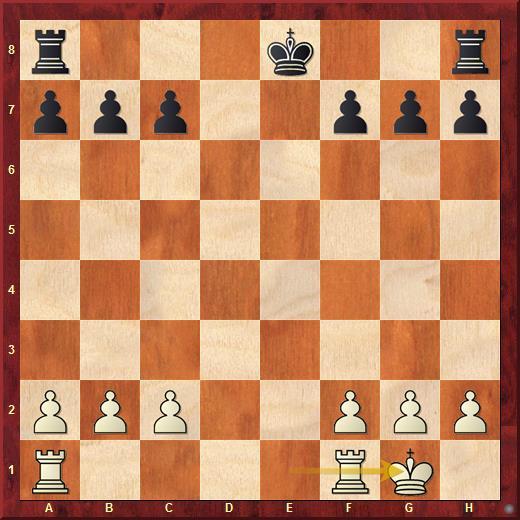Короткая рокировка в шахматах (0-0)