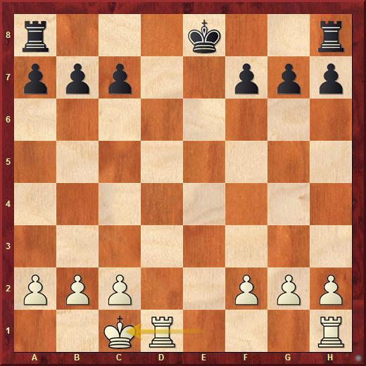 Длинная рокировка в шахматах (0-0-0)