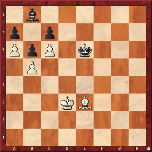Плохой слон в шахматах