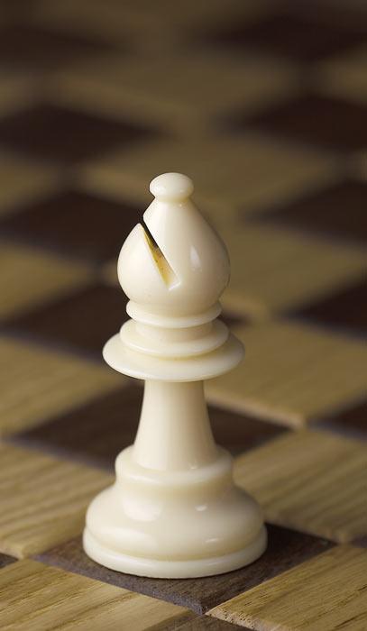 Как выглядит слон в шахматах
