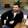 Шахматист Игорь Коваленко