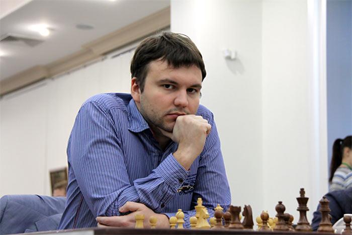 Шахматист Игорь Лысый