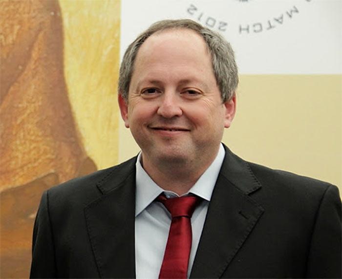 Шахматист Илья Смирин