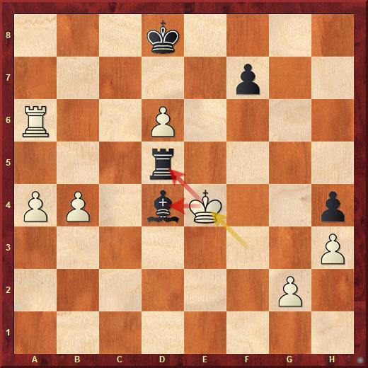 Двойной удар королем в шахматах