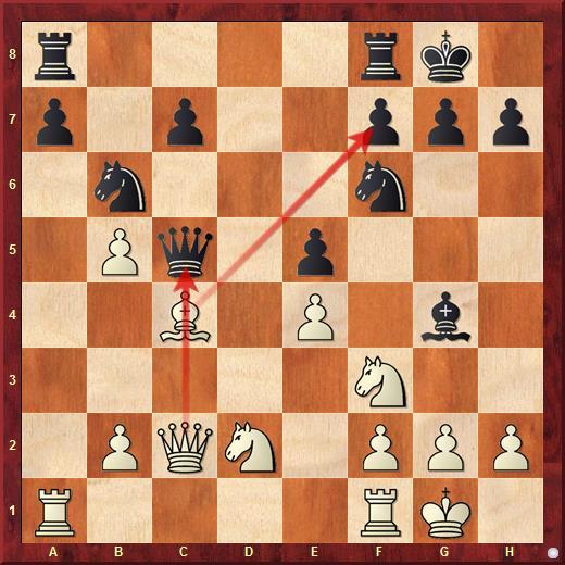 Вскрытое (открытое) нападение в шахматах
