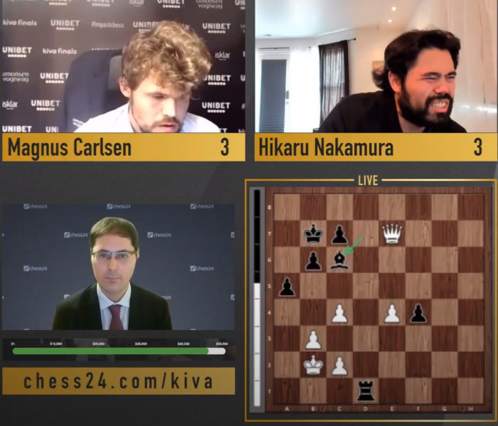 Гранд финал Magnus Carlsen Chess Tour Finals Kiva - итоги