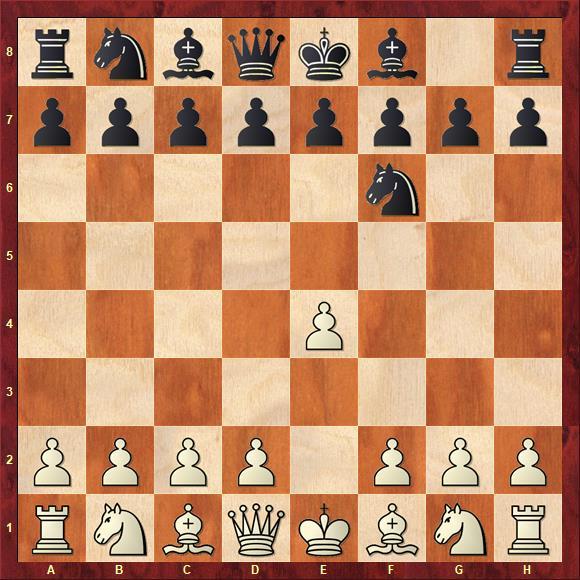 Защита Алехина в шахматах