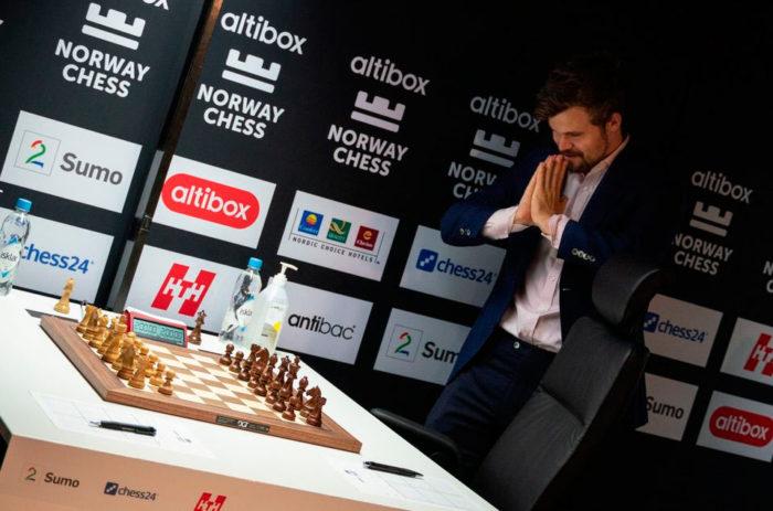 Шахматный волшебник Магнус Карлсен готов к бою