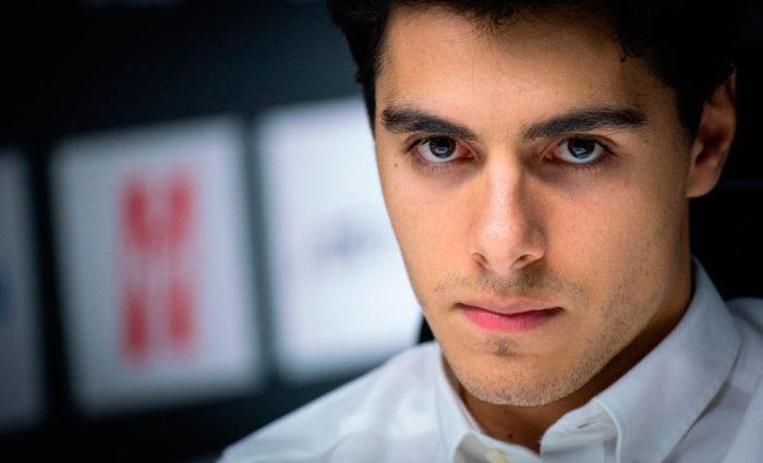 Арьян Тари снова опустился на нижнюю позиции в турнирной таблице в Ставангере 2020
