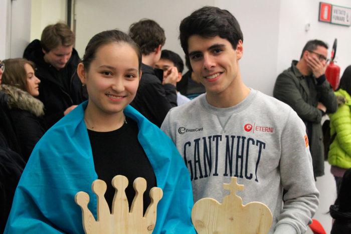 Жансая Абдумалик и Ариан Тари - победители чемпионата мира среди юниоров 2017 года