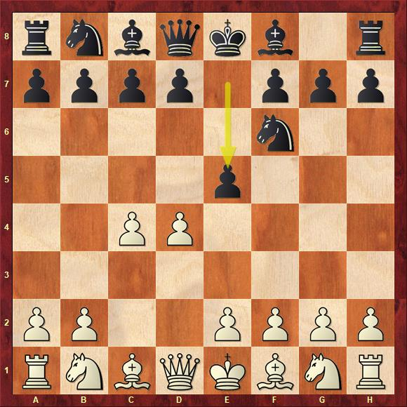 Будапештский гамбит в шахматах