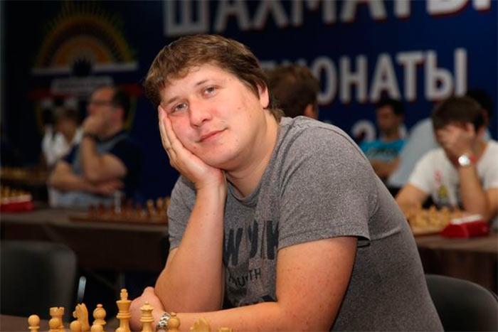 Шахматист Дмитрий Кряквин
