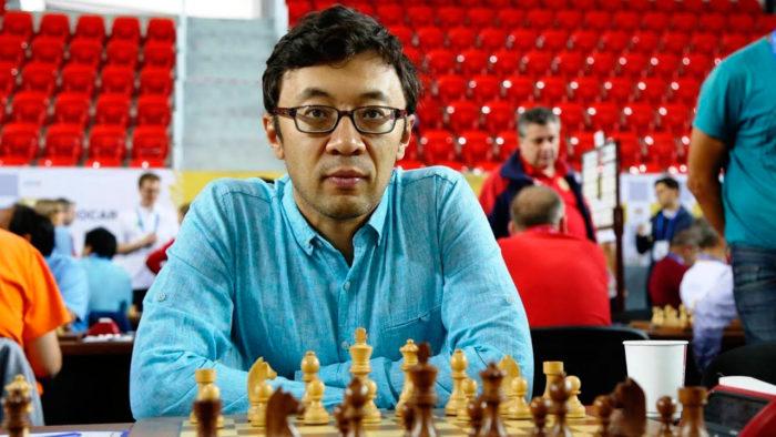 Шахматист Муртас Кажгалеев