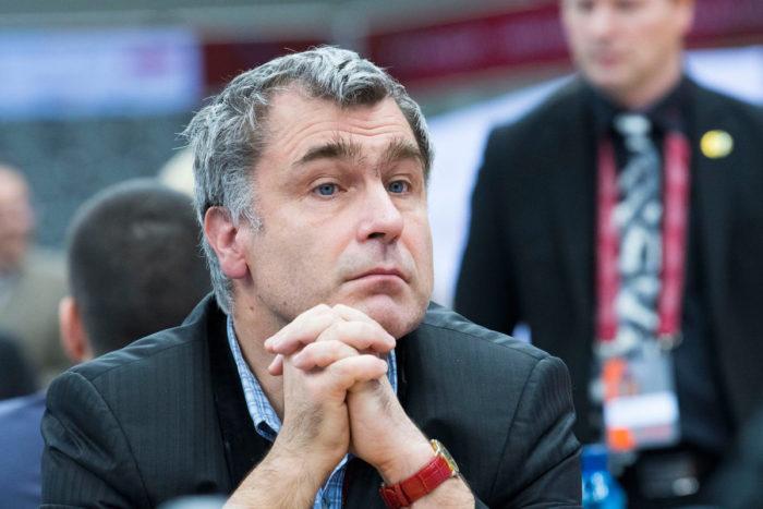 Шахматист Василий Иванчук