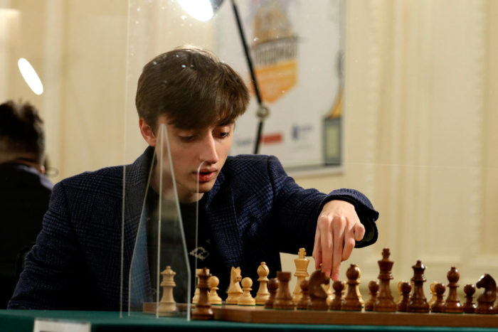 Даниил Дубов (Суперфинал России по шахматам 2020)