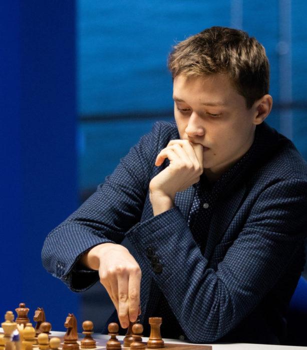 Третье место - отличное достижение для Андрея Есипенко! (Вейк-ан-Зее 2021, 31 января 2021)
