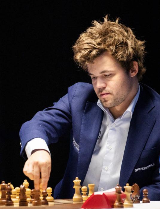 Магнус Карлсен выступил крайне неудачно - лишь шестое место (Вейк-ан-Зее 2021)