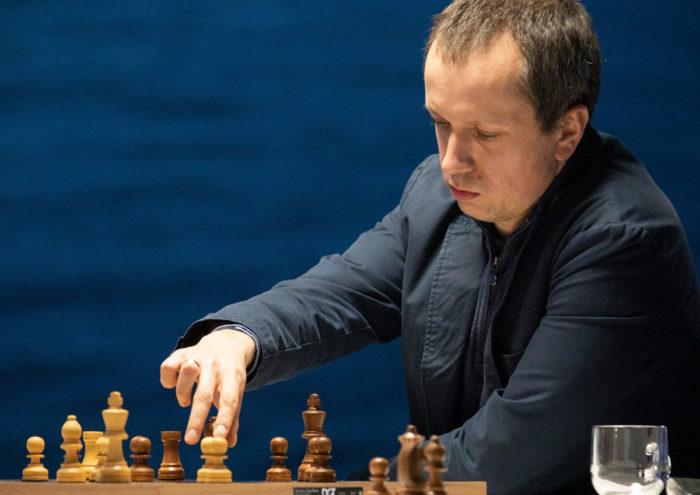 Польский гроссмейстер Радослав Войташек (рейтинг 2705). Вейк-ан-Зее 2021, тур 6