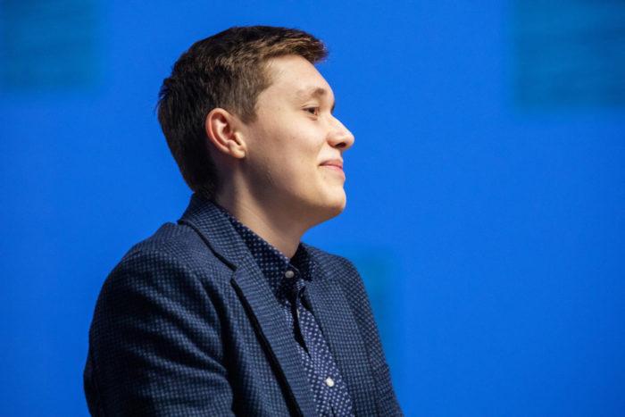 Андрей Есипенко - победитель чемпиона мира
