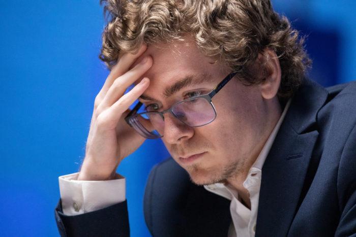 Испанский шахматист Давид Антон Гихарро (David Anton Guijarro). Вейк-ан-Зее 2021