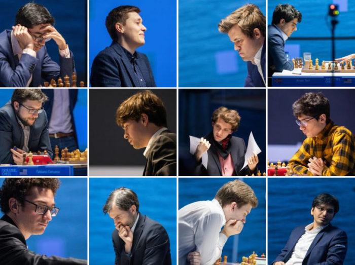 Лучшие шахматные партии турнира в Вейк-ан-Зее 2021 с комментариями