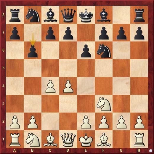 Новоиндийская защита в шахматах