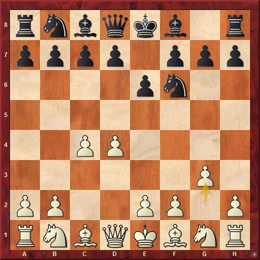 Каталонское начало в шахматах
