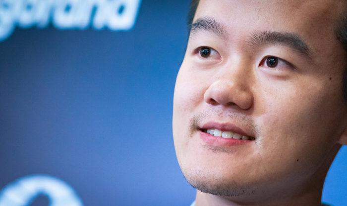 Шахматы турнир претендентов 2021 мужчины. Китайский шахматист Дин Лижэнь