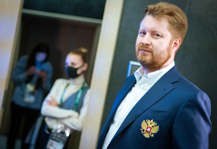 Шахматист Владимир Поткин - персональный помощник Яна Непомнящего