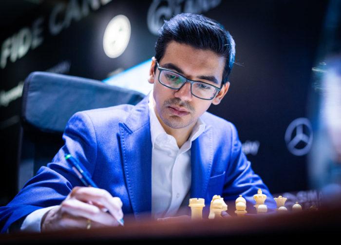 Турнир претендентов по шахматам 2020-2021. Аниш Гири