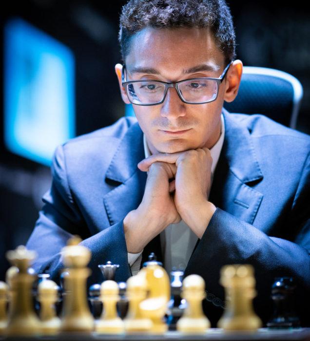 Фабиано Каруана. Турнир претендентов по шахматам 2020-2021, Екатеринбург