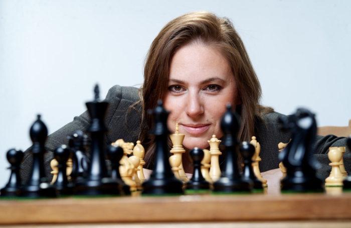 Юдит Полгар - величайшая женщина-шахматистка в истории