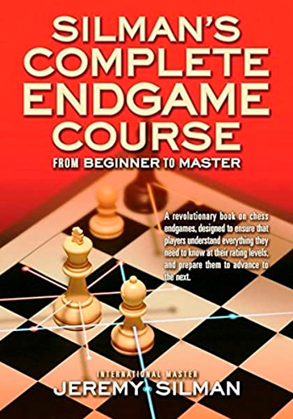 Книга Джереми Силмана Complete Endgame Course (Полный курс эндшпиля)