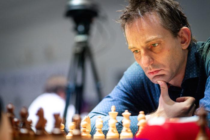 Гроссмейстер Александр Грищук (Россия)
