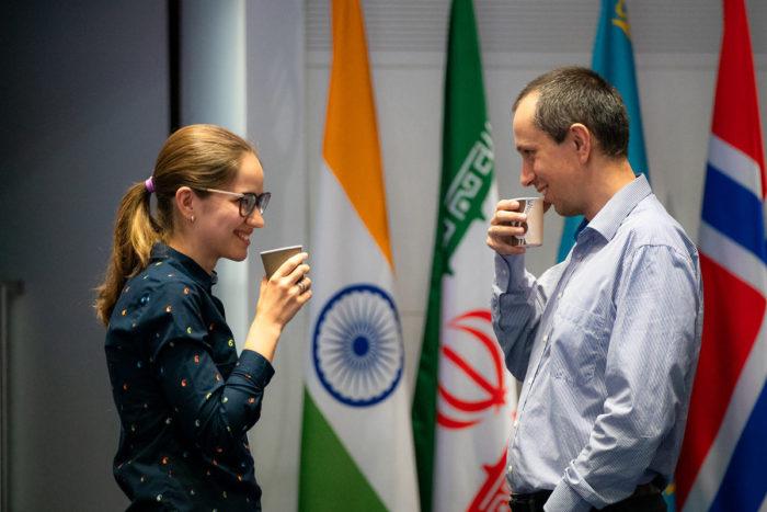 Алина Кашлинская и Радослав Войташек на Кубке мира 2021 (Сочи)