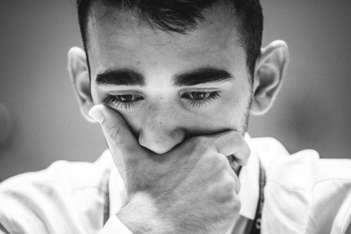 Армянский шахматист Айк Мартиросян
