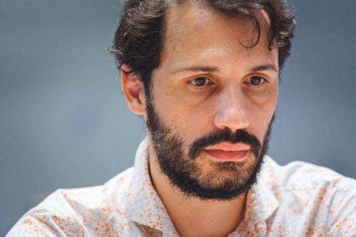 Шахматист Иван Чепаринов