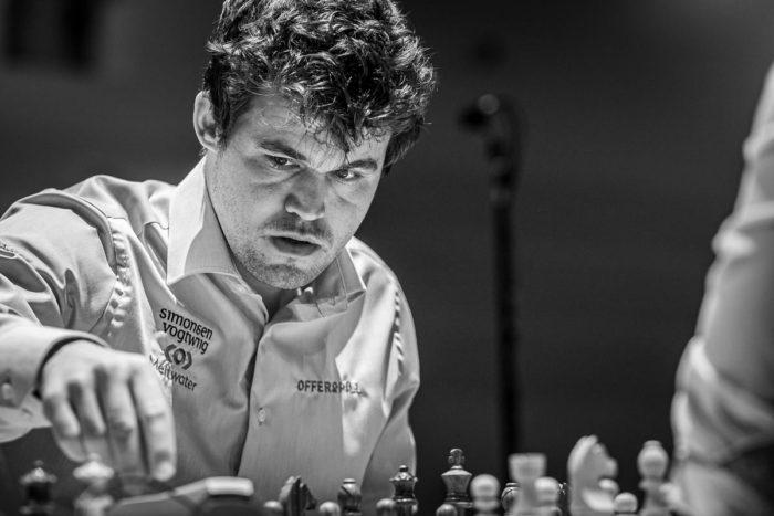 Чемпион мира по шахматам Магнус Карлсен. Кубок мира по шахматам 2021