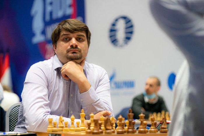Шахматист Павел Понкратов