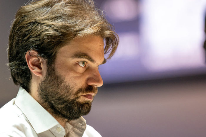 Шахматист Сэм Шенкленд. Кубок мира по шахматам 2021 в Сочи