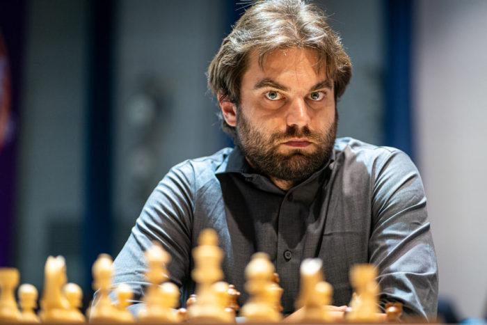 Американский шахматист Сэмуэль Шенкленд (Samuel Shankland)