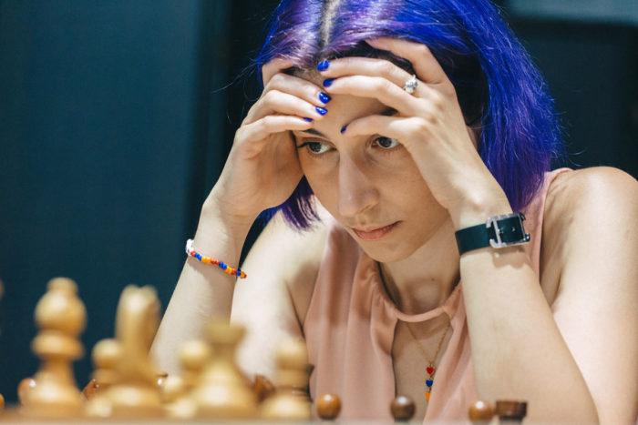 Шахматистка Татев Абрамян
