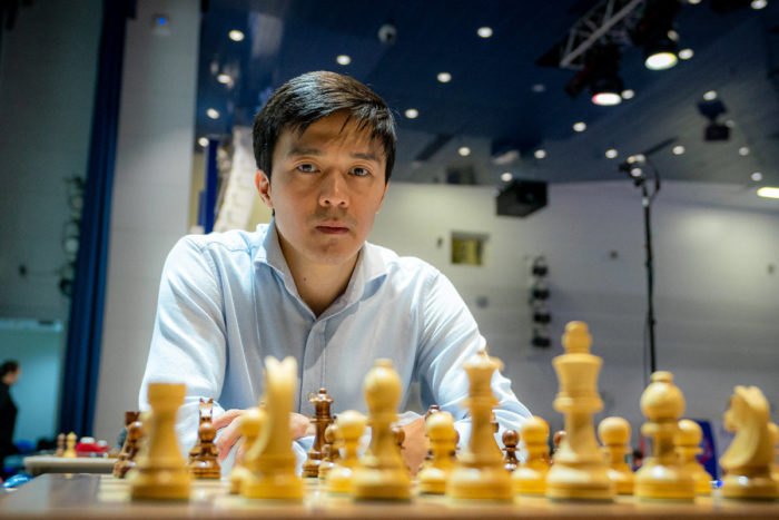 Шахматист Ринат Джумабаев