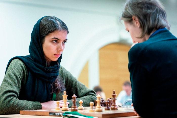 Сарасадат Хадемальшарьех завоевала серебро на чемпионате мира по рапиду и блицу имени короля Салмана 2018 года в Санкт-Петербурге