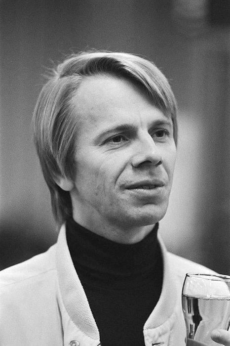 Шахматист Ульф Андерссон в молодости