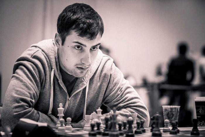 Шахматист Дариуш Сверч (польск. Dariusz Świercz)